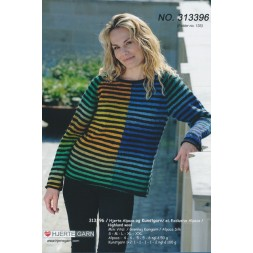 313396 Stribet sweater i 2 kvaliteter-20
