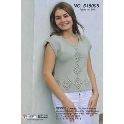 515005 Bluse m/hulmønster-20