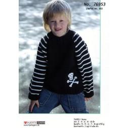 76953 Raglansweater m/dødningehoved-20