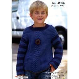 88136 Patentsweater m/snoninger-20