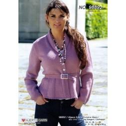 98892 Feminin trøje m/skød-20
