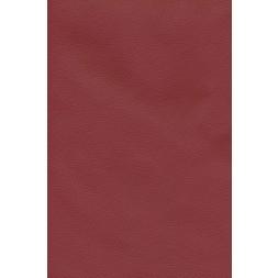 Afklip læder mørk rød, 100 x 115 cm-20