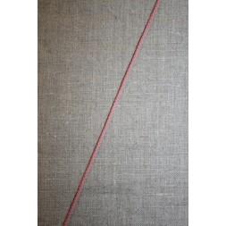 Anoraksnor bomuld 3,5 mm. gl.rosa-20