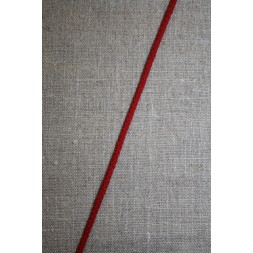 Anoraksnor bomuld 3,5 mm. rød-20