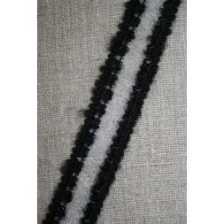 Elastisk bånd sort-klar-20