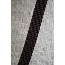 Flexibelt bånd, mørkebrun-20