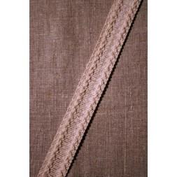 Off-white bomulds-bånd, 25 mm.-20