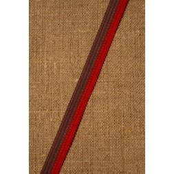 2-farvet bånd lilla-rød-20