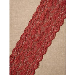 Rest Strækblonde rødbrun med guld, 32 cm.-20