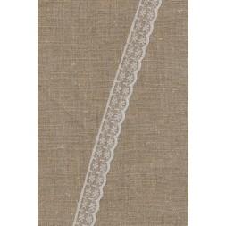 Nylonblonde hvid 20 mm.-20