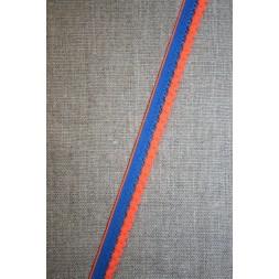 Kantelastik 2-farvet blå orange-20