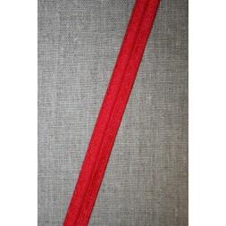 Foldeelastik smal rød-20