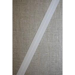 Foldeelastik tynd, hvid-20