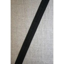 Foldeelastik tynd, sort-20