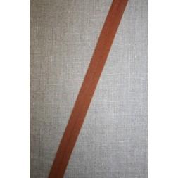 Foldeelastik tynd, rød-brun-20