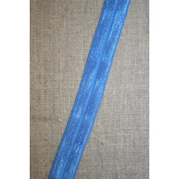 Foldeelastik mellem blå-20