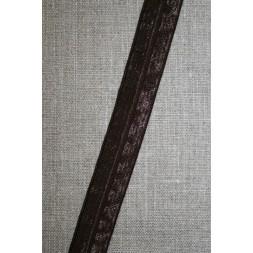 Foldeelastik mørkebrun-20