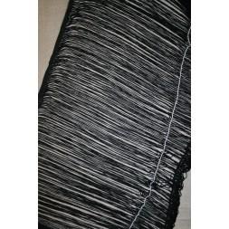 Frynsebånd 50 cm. sort-20