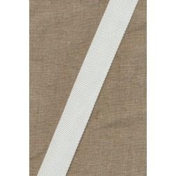 Kraftig gjordbånd 30 mm. hvid-20