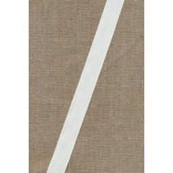 Bomuldsbånd/Gjordbånd hvid, 20 mm.-20