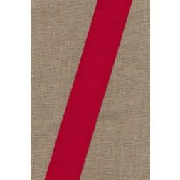 Bomuldsbånd Gjordbånd 40 mm. rød-20