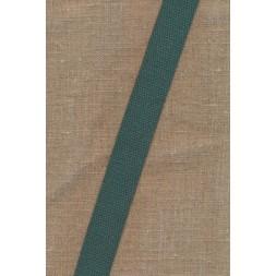 Kraftig gjordbånd 30 mm. støvet flaskegrøn-20