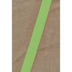 Kraftig gjordbånd 30 mm. lys lime-20