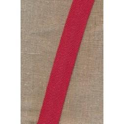 Kraftig gjordbånd 30 mm. støvet rød-20