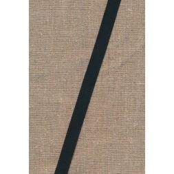 Bændel Sildebensvævet i sort 13 mm.-20