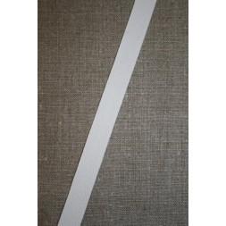 Bomuldsbånd/Gjordbånd hvid, 15 mm.-20