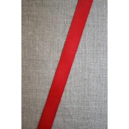 Bomuldsbånd/Gjordbånd rød 15 mm.-20