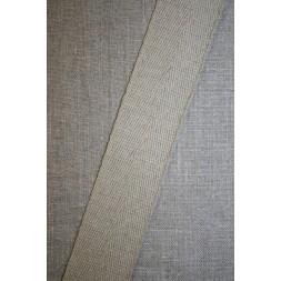 Hørgjord-bånd 40 mm. natur-20