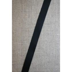 Bomuldsbånd/Gjordbånd sort, 15 mm.-20