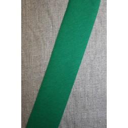 Kantbånd skråbånd i jersey, græsgrøn-20