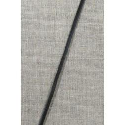 Ruskind snøre 3 mm. sort-20