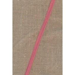 Paspoil-/piping bånd i bomuld, gammel rosa-20