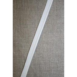 Paspoil bånd i bomuld, hvid-20