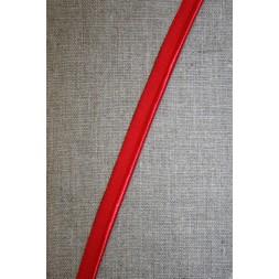 Rest Elastisk Paspoil/piping-bånd rød, 60+39 cm.-20