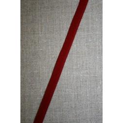 Elastisk Paspoil/piping-bånd mørk rød-20