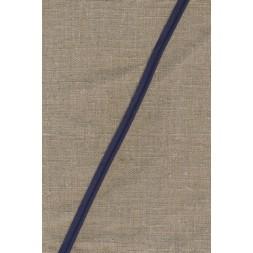 Paspoil bånd i bomuld, marineblå-20