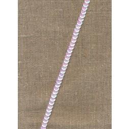 Pallietbånd perlemor lyserød-20
