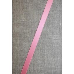 Satinbånd lyserød 10 mm.-20