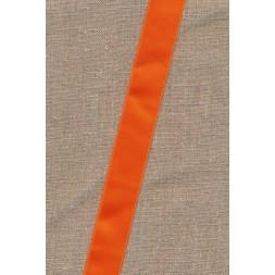 Rest Satinbånd orange 25 mm. 89 cm.-20