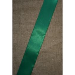 Satinbånd grøn-smaragd 38 mm.-20