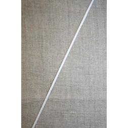 Satinsnor 2,2 mm. hvid-20