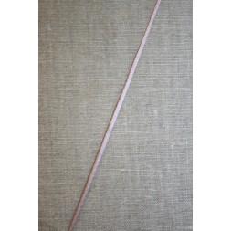 Satinsnor 2,2 mm. gammel rosa-20