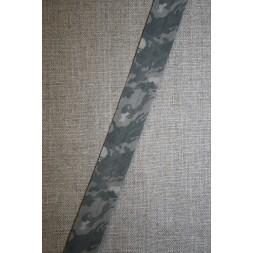 Skråbånd army-look, grå/lysegrå/koksgrå-20
