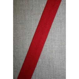 Skråbånd i uld, rød-20