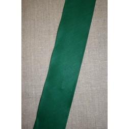 Bred bomulds-skråbånd 60 mm. grøn-20