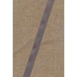 Slidbånd i grå 15 mm.-20